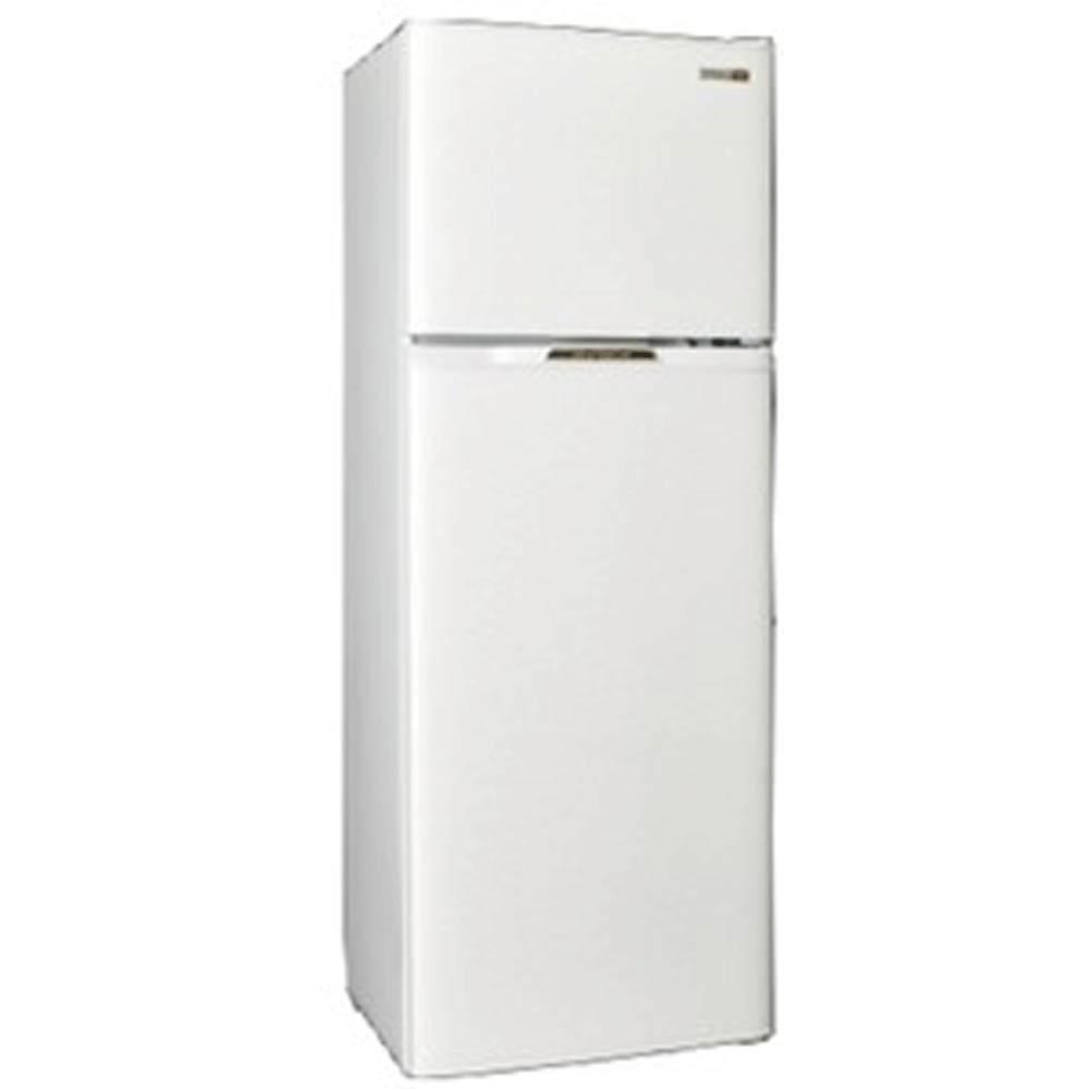 【SAMPO 聲寶】250公升經典雙門冰箱SR-L25G-W2