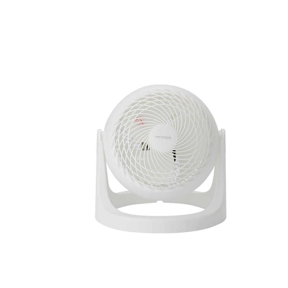 【日本IRIS】PCF-HE15 (白色) 空氣對流靜音循環風扇 公司貨 保固一年