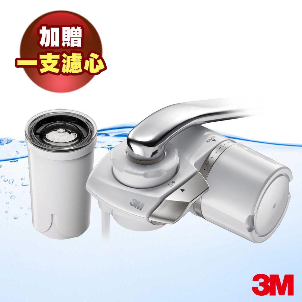 【3M】龍頭式濾水器AC300特惠組