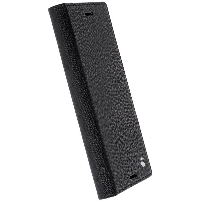 Krusell Sony Xperia XZ Premium Malmo 四卡手機皮套 黑