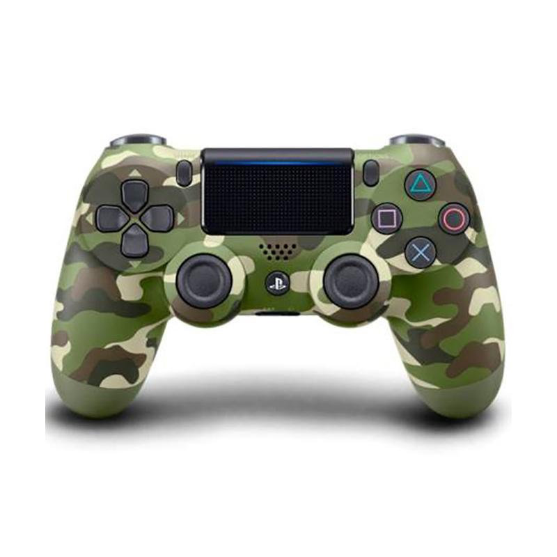 PS4 DUALSHOCK 4 無線控制器 迷彩綠