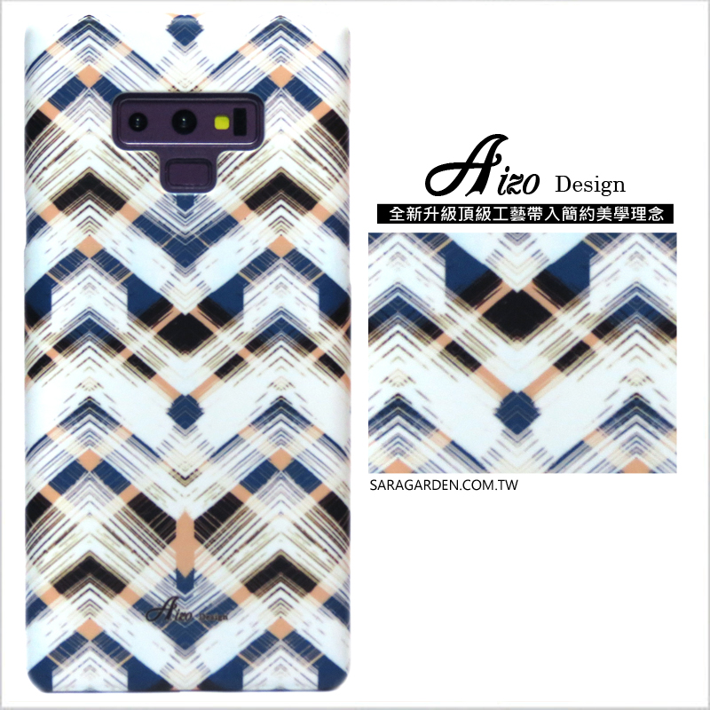 【AIZO】客製化 手機殼 Samsung 三星 Note10 潮流圖騰 保護殼 硬殼