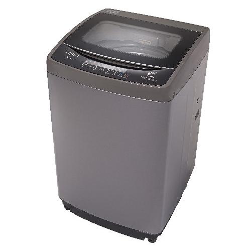 【KOLIN 歌林】17KG 變頻直立式洗衣機 BW-17V03 黑色