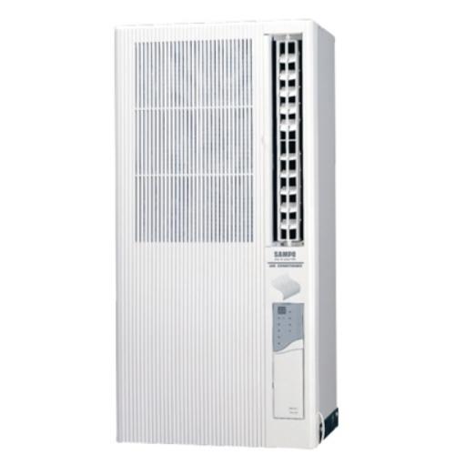 SAMPO聲寶定頻窗型冷氣3坪AT-PC122電壓110V直立式
