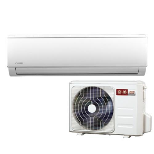 CHIMEI奇美 10坪變頻冷暖分離式冷氣RB-S65HF1/RC-S65HF1