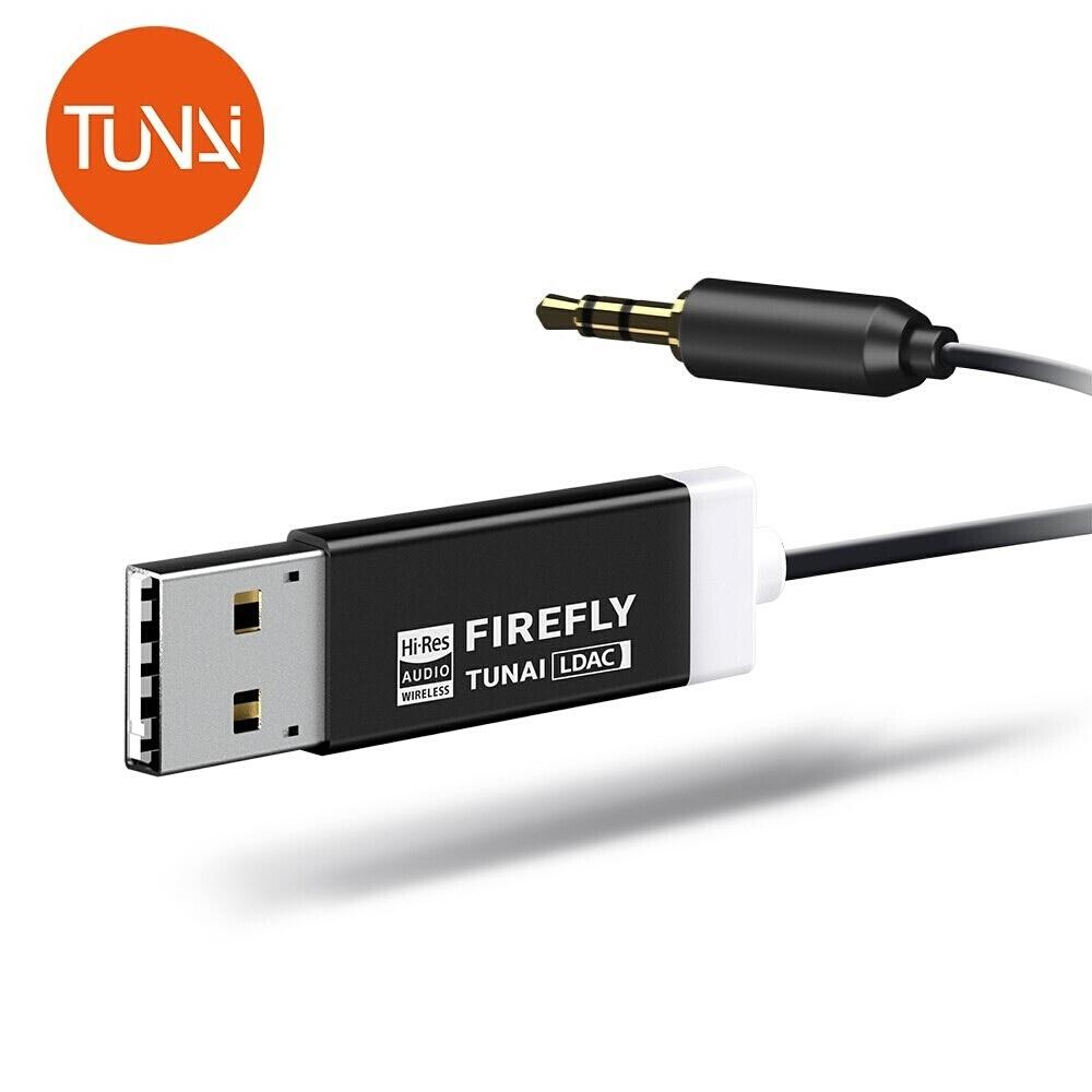 TUNAI FIREFLY LDAC 藍牙音樂接收器-SONY LDAC 升級版