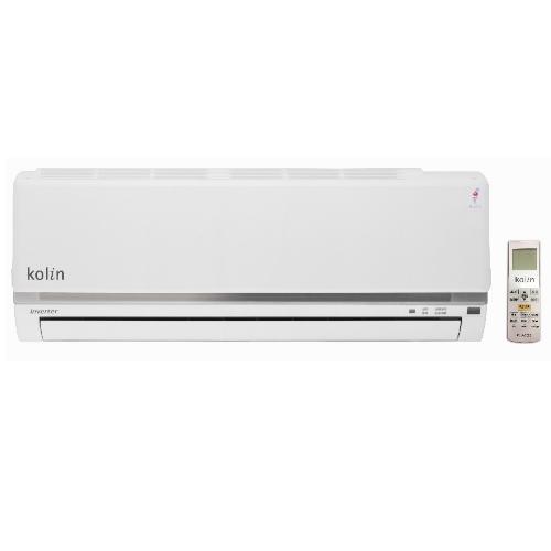 ★含標準安裝★【歌林 Kolin】一對一分離式變頻冷氣KDC-50209/KSA-502DC09《8坪》