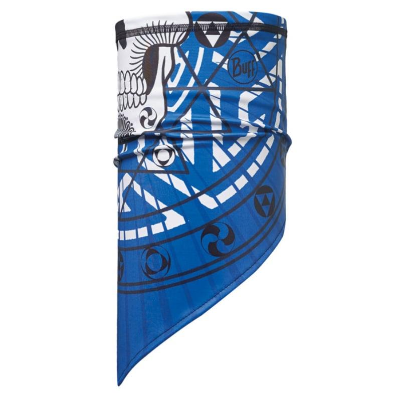 【西班牙 BUFF】惡魔海盜 科技抗風刷毛三角巾