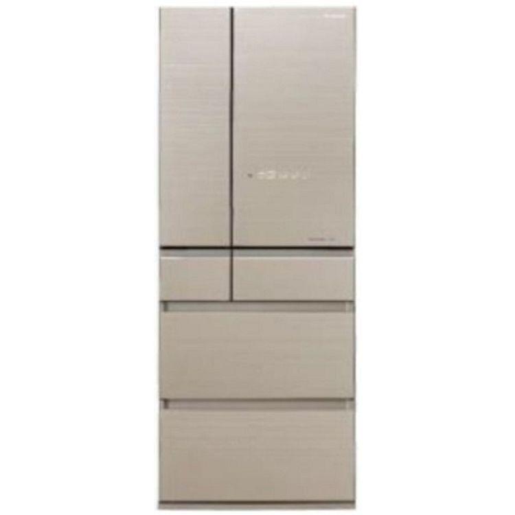 【Panasonic 國際 日本原裝】 550公升變頻六門電冰箱 NR-F554HX-N1 翡翠金