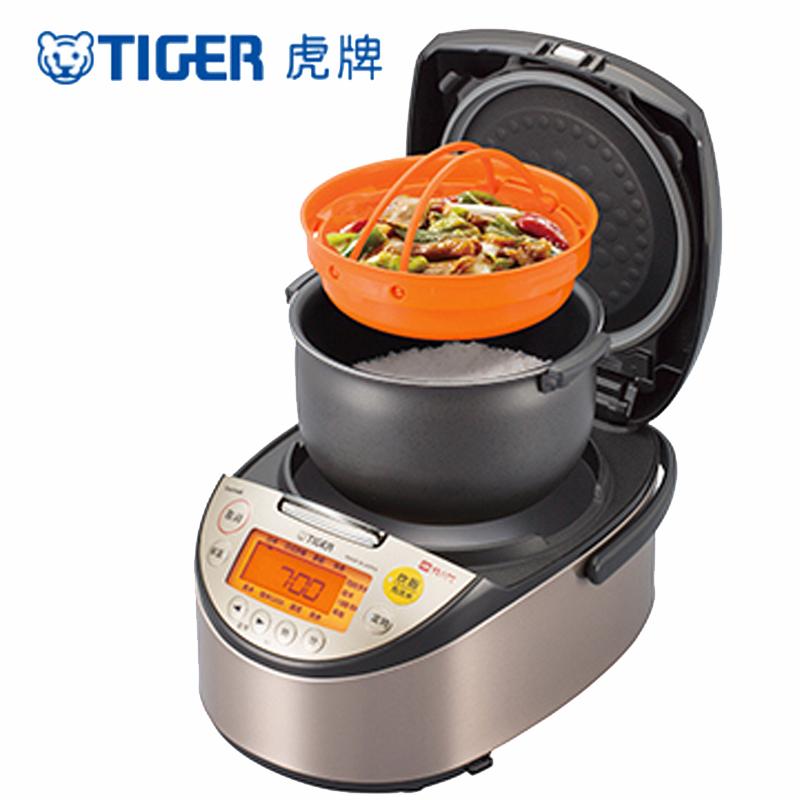 【TIGER虎牌】6人份高火力IH多功能炊飯電子鍋 JKT-S10R