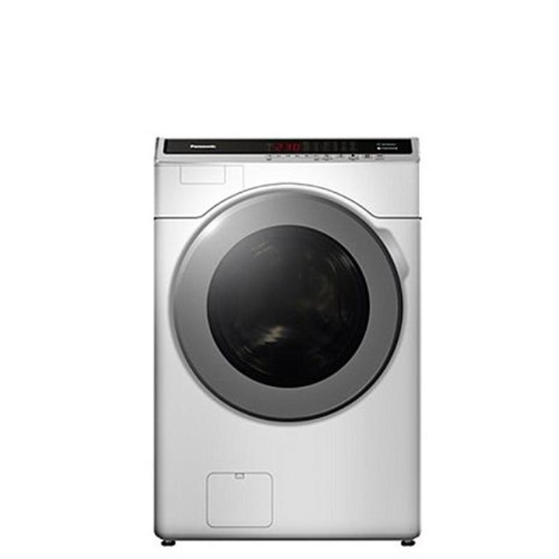 PANASONIC 洗脫滾筒洗衣機 冰鑽 NA-V140HW-W 14KG 白