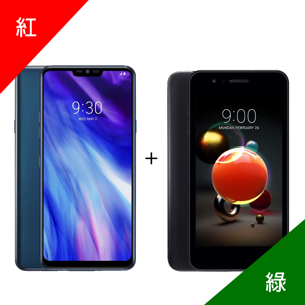 LG G7+ ThinQ 加 K9【尾牙豪禮 現省$5110】