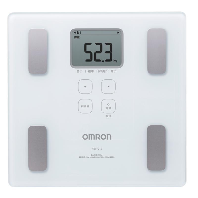 OMRON歐姆龍 HBF-214 體重體組成計