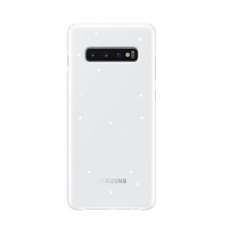 SAMSUNG Galaxy S10+ LED智能背蓋 白