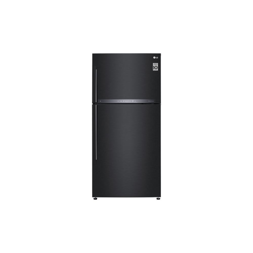 LG樂金 608公升雙門變頻冰箱 夜墨黑 GR-HL600MB