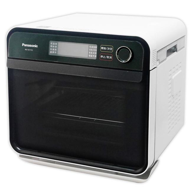 【Panasonic國際牌】15L蒸氣烘烤爐 NU-SC110