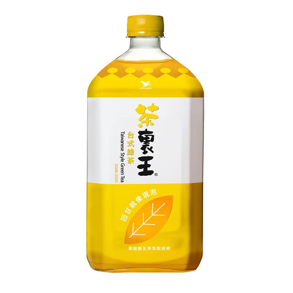 茶裏王-台式綠茶975mlX12罐/箱