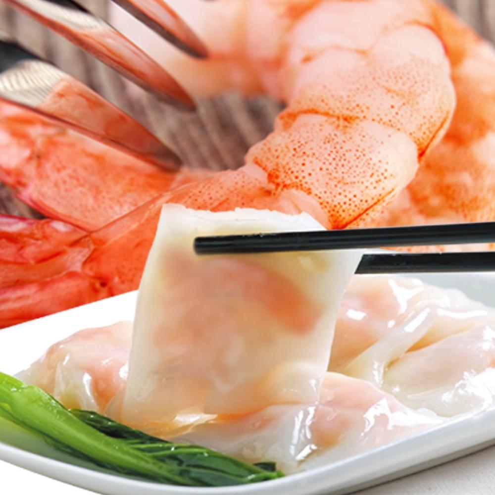 預購《老爸ㄟ廚房》鮮蝦河粉500g/盒 (共二盒)