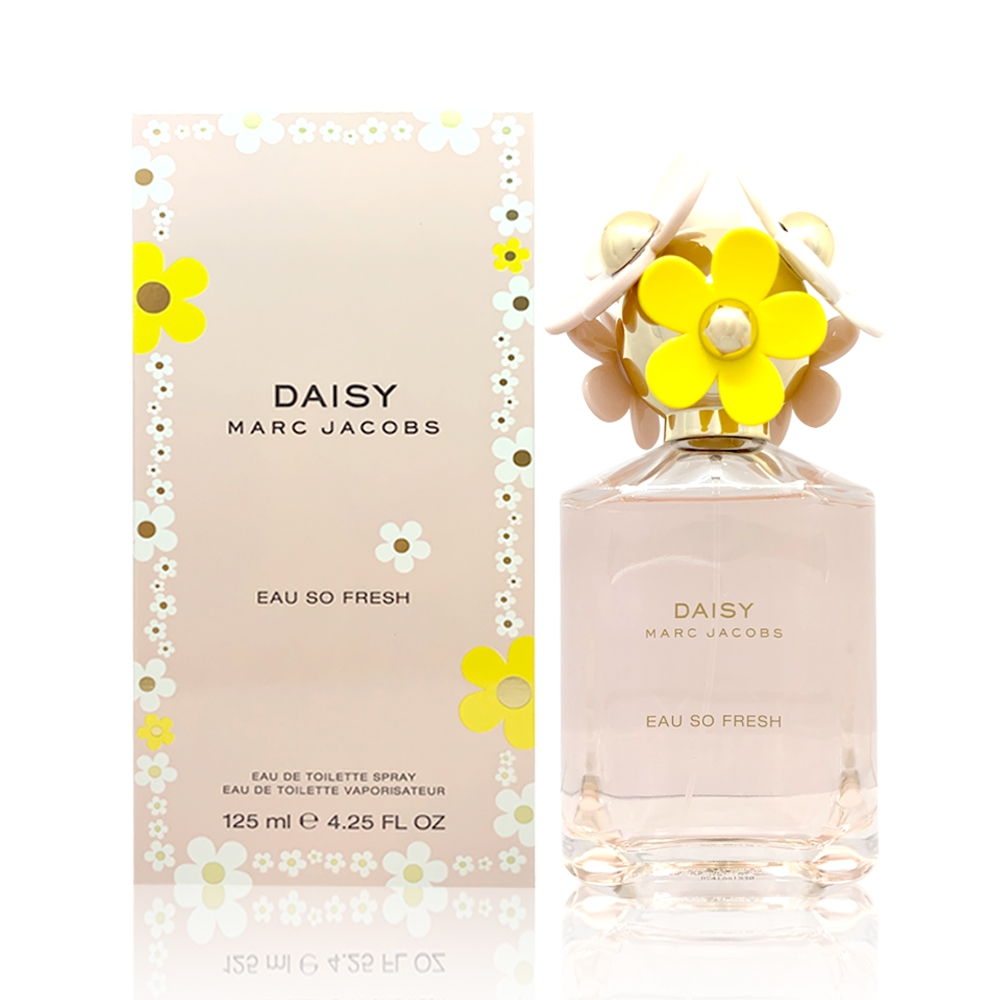 Marc Jacobs Daisy 清甜雛菊女性淡香水 125ml