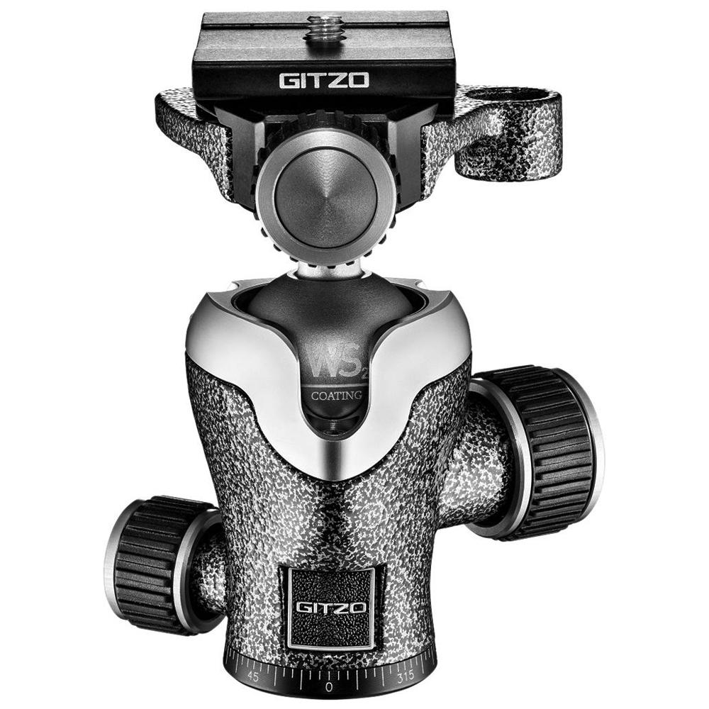 GITZO GH1382TQD Traveler 1號鋁合金中心球型雲台