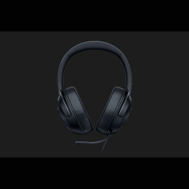 雷蛇RAZER KRAKEN X 北海巨妖黑 電競耳機麥克風