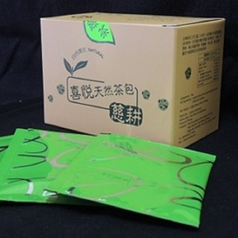 【一籃子】慈耕有機【天然綠茶_茶包】1組3盒
