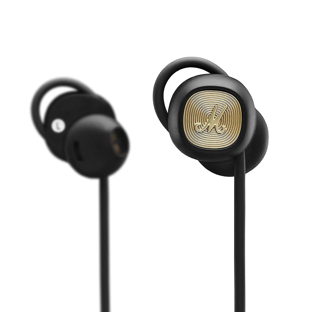 Marshall Minor II Bluetooth 黑色 無線藍牙 耳塞式耳機