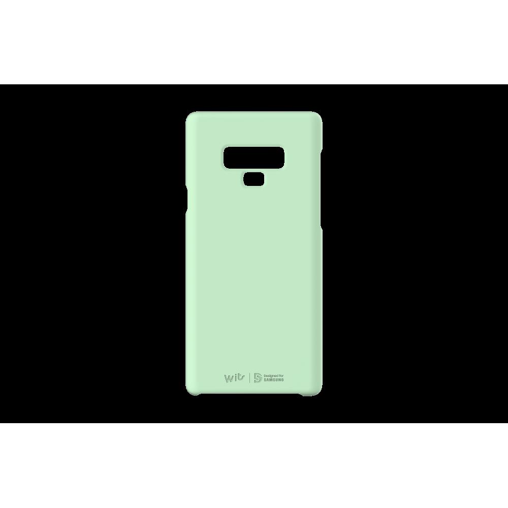 SAMSUNG Galaxy Note9 WITS 流行硬殼背蓋 薄荷色