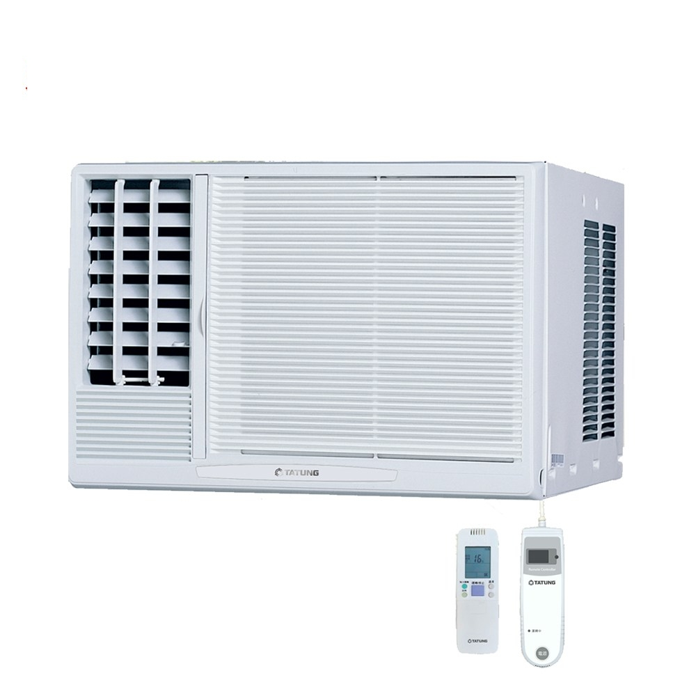 (含標準安裝)大同變頻左吹窗型冷氣4坪TW-28DDSN(L)
