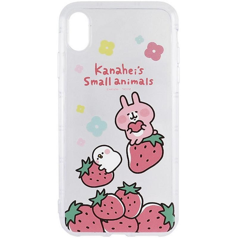 卡娜赫拉空壓保護殼iPhoneXR 草莓