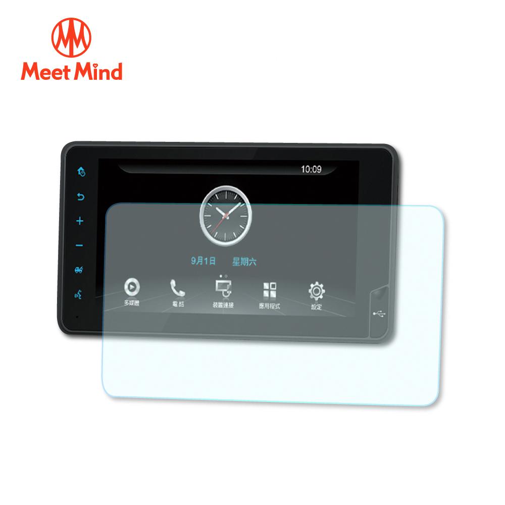 Meet Mind 光學汽車高清低霧螢幕保護貼 TOYOTA C-HR Drive+ Connect 7吋 豐田 中控螢幕7吋