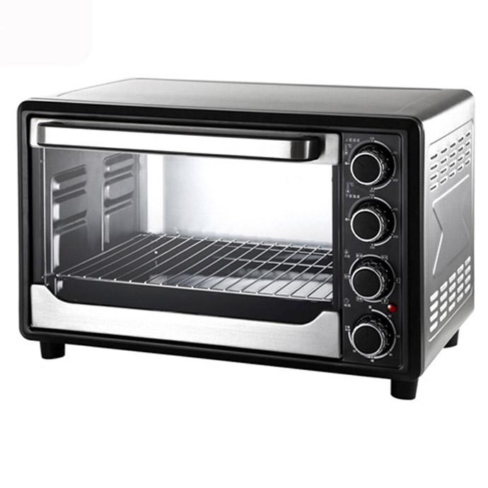 鍋寶33L雙溫控不鏽鋼烤箱 OV-3300-D