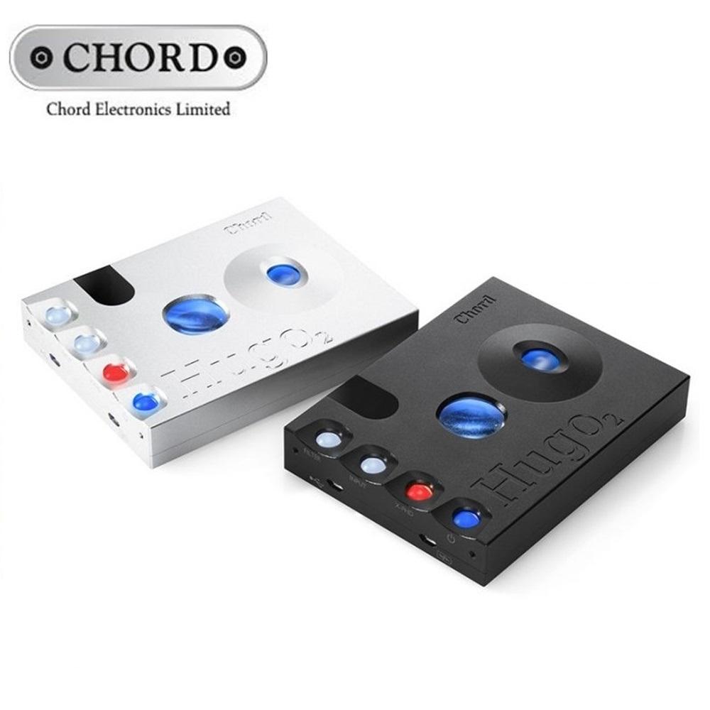 英國Chord Hugo 2 隨身USB DAC耳機擴大機(黑色)/加碼送比利時DOMO調理機