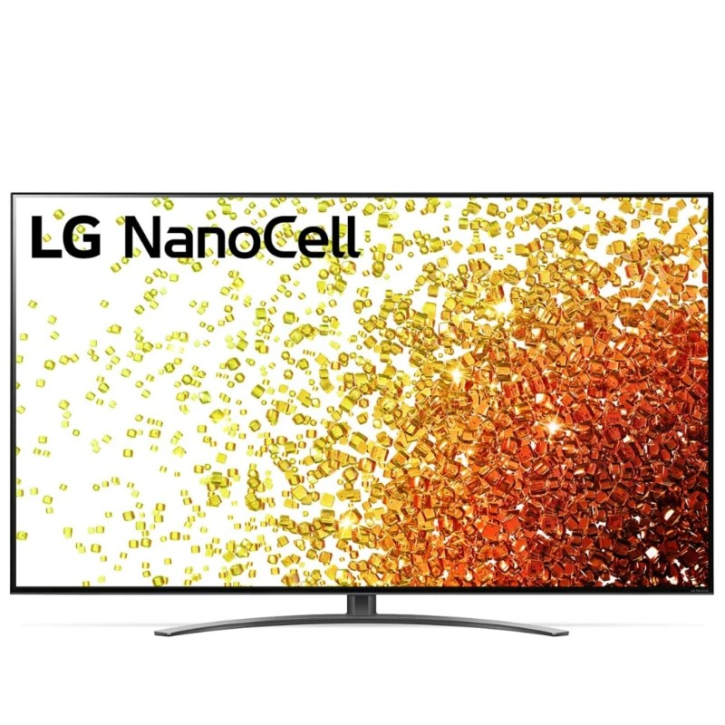 LG樂金86吋一奈米4K黑階強化電視86NANO91SPA(含標準安裝+送原廠壁掛架)