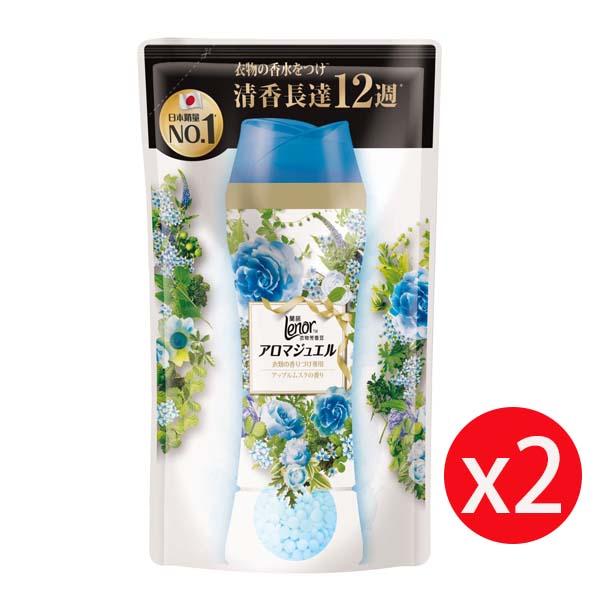日本No.1衣物芳香品牌 衣服的香水,清香長達12周 可與洗衣精同時用,適用各類衣物