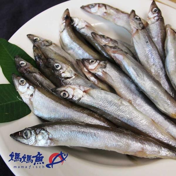 預購《媽媽魚N》柳葉魚(300g/盒,共2盒)