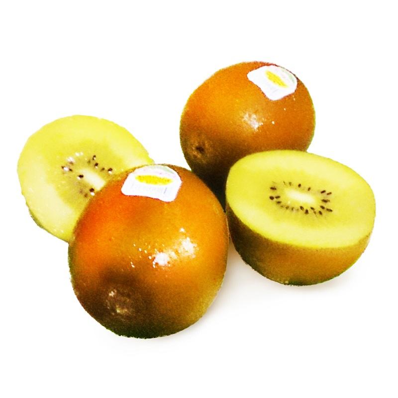 【綠安生活】紐西蘭Zespri sungold金圓頭黃金奇異果原裝箱2箱(25-27粒)-超營養美味