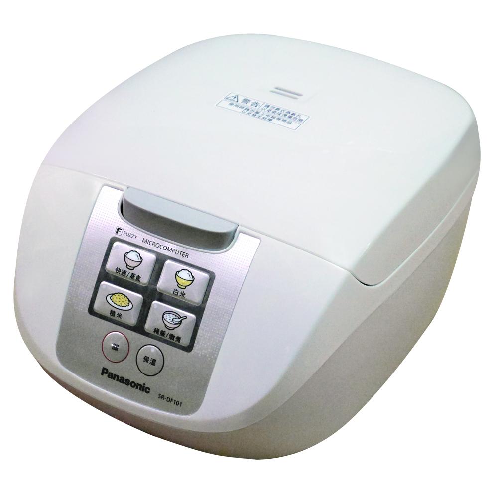 【Panasonic國際牌】6人份微電腦電子鍋 SR-DF101