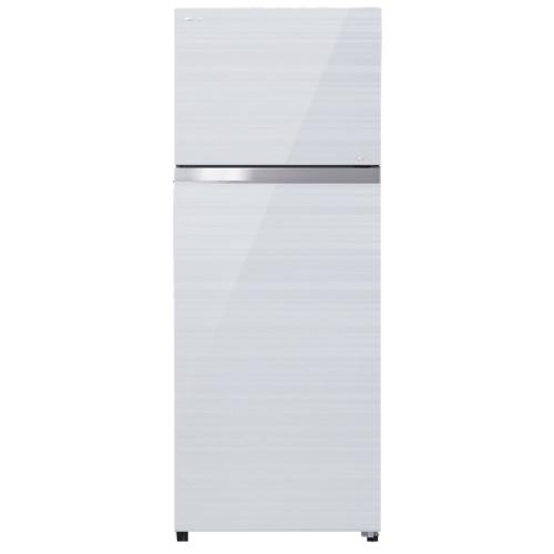 【TOSHIBA東芝】409L雙門變頻冰箱-鏡面貝殼白 GR-AG461TDZ(ZW)