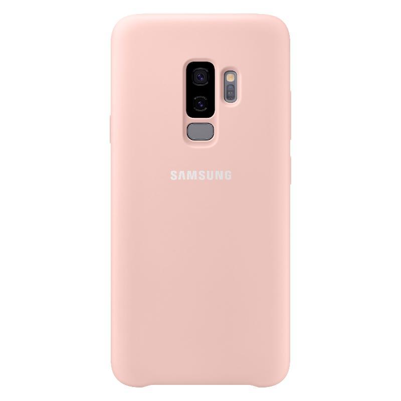 SAMSUNG Galaxy S9+ 薄型背蓋 (矽膠材質) 粉色