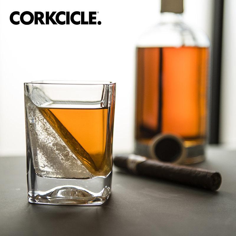 美國CORKCICLE 威士忌冰鎮杯 2653WEDGE
