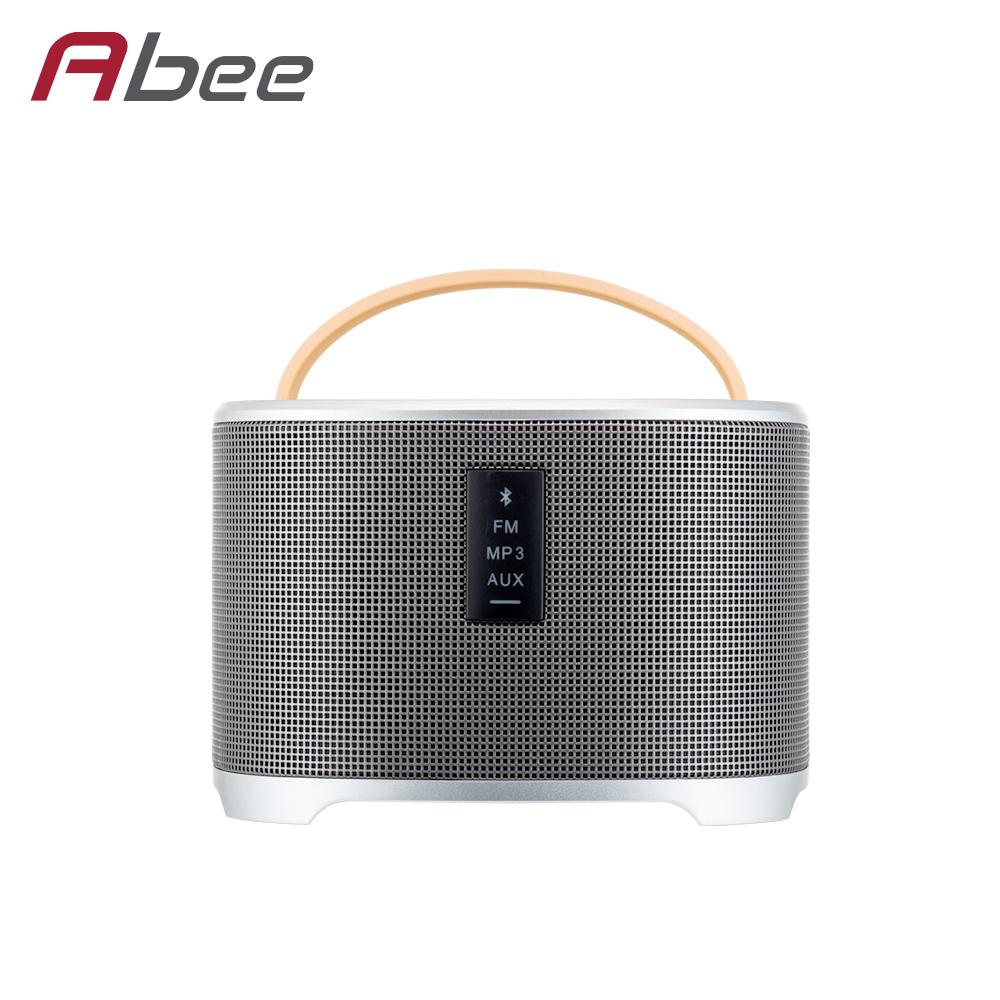 【Abee快譯通】 可攜式立體聲美音藍芽音響(BT-3100)