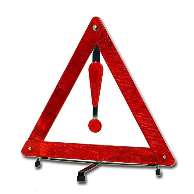 可摺疊三角警示架 故障標誌 警告標示 故障警示牌 三角故障牌 故障警示燈
