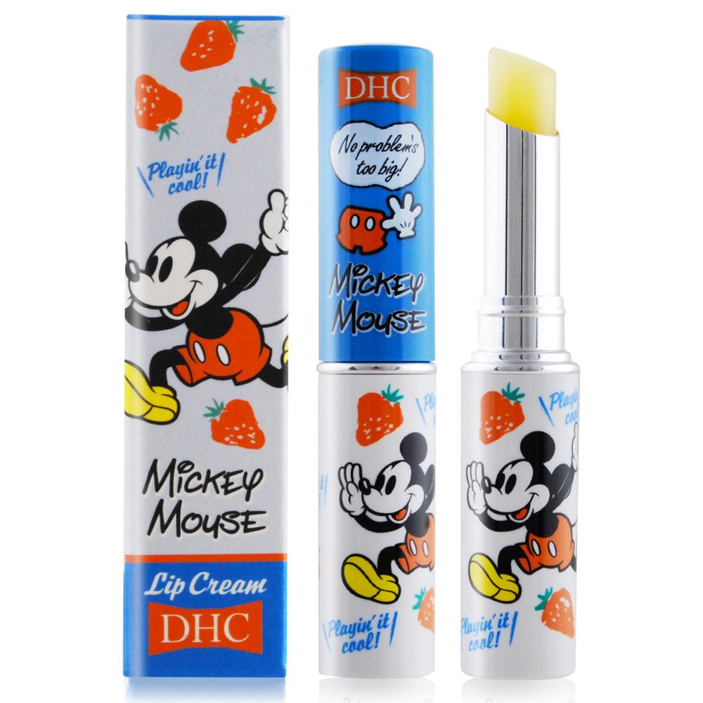 DHC 純橄欖護唇膏-米奇限定版(1.5g)-國際航空版