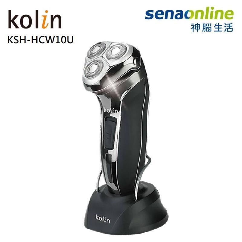 Kolin歌林 超動能全機水洗電鬍刀2代 尊爵銀 SH-HCW10U