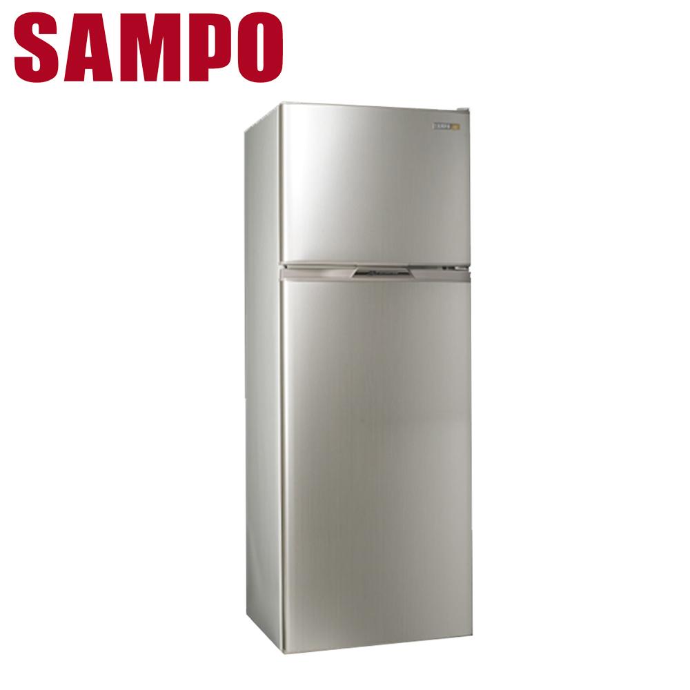 【SAMPO聲寶】250公升變頻雙門冰箱SR-A25D(Y2)