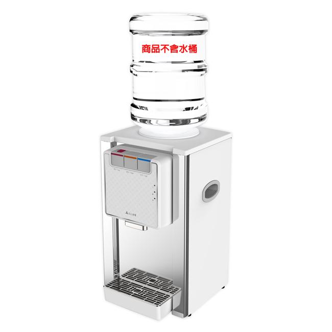 【元山】不鏽鋼桶裝水冰溫熱飲水機 YS-8201