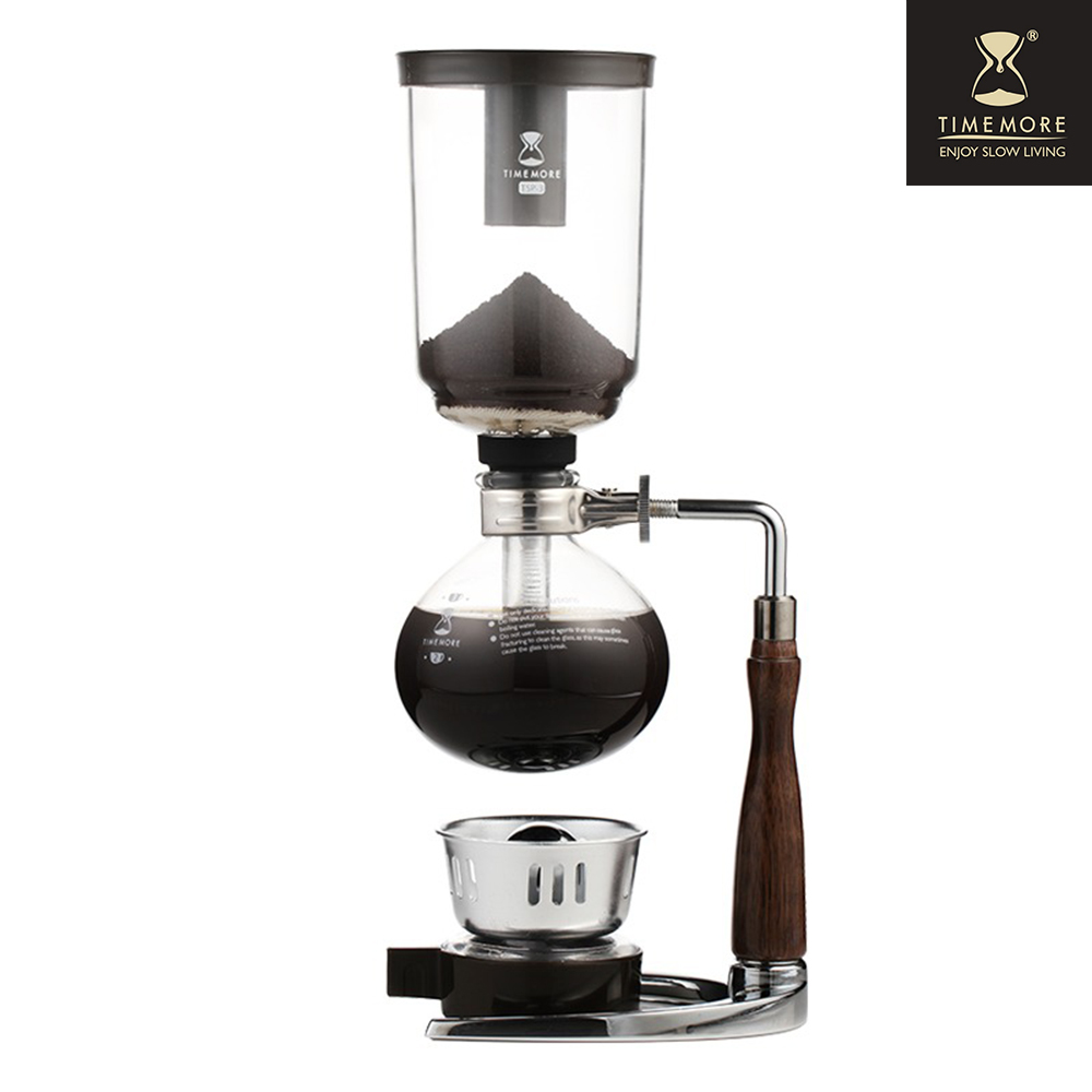 TIMEMORE泰摩印記2.0虹吸式咖啡壺