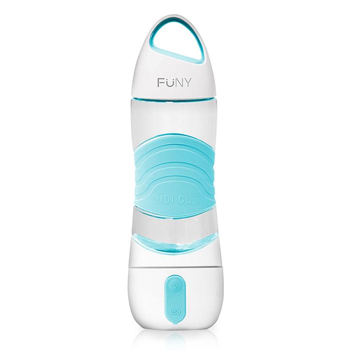 FUNY FU-03 保濕運動水杯 400ML-蔚藍
