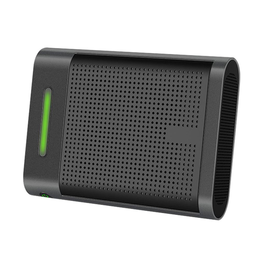 【FJ】智能感應USB空氣清淨器CT2(公司貨)黑色